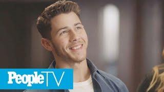 Nick Jonas Says His Connection With Wife Priyanka Chopra Was 'Instant' | PeopleTV