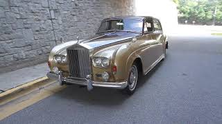 1964 Rolls-Royce Silver Cloud III SCT 100 James Young