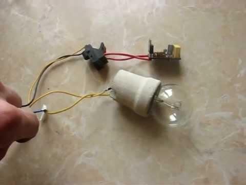 пуск для галогенных ламп