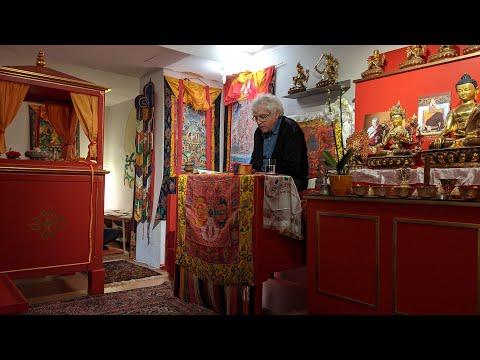 Meditation in Turbulent Times