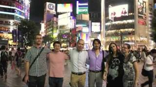 Первый урок каббалы в Токио
