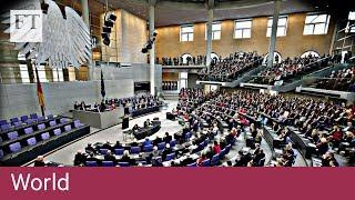German parties' political dilemma