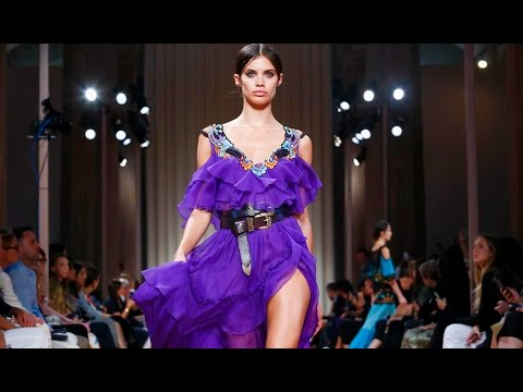 Alberta Ferretti | Spring Summer 2017 Full Fashion Show | Exclusive
