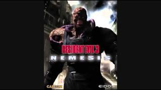 Resident Evil 3  Nemesis OST   The Last Decision