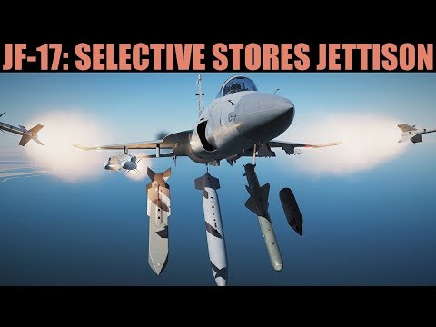 JF-17 Thunder: Selective Jettison Tutorial | DCS WORLD thumbnail