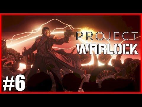 Project WARLOCK (#6) - INFILTRACJA!