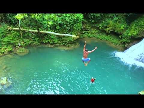 Blue Hole, St Ann, Jamaica