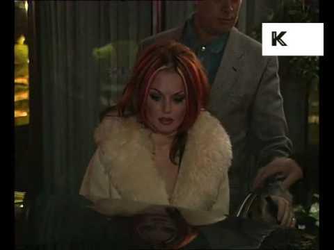 1996 Spice Girls Leave Hotel, London, Celebrity