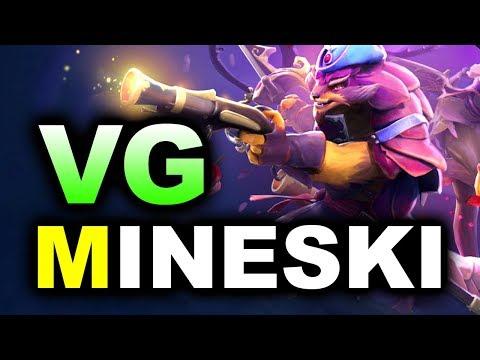MINESKI vs VG - 1060+ GPM WORLD RECORD! - MDL MAJOR DOTA 2