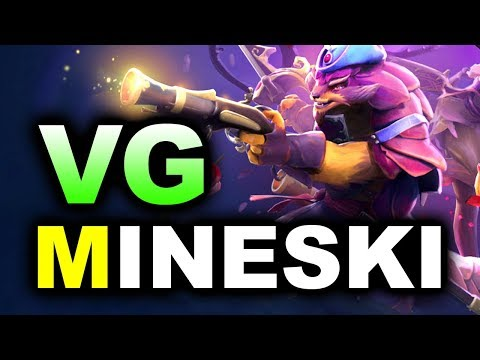 MINESKI vs VG - 1060+ GPM WORLD RECORD! - MDL MAJOR DOTA 2