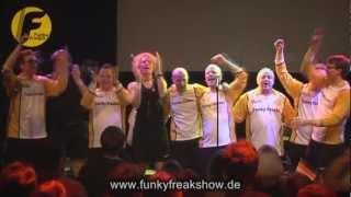 Funky Freak Show - Live Trailer