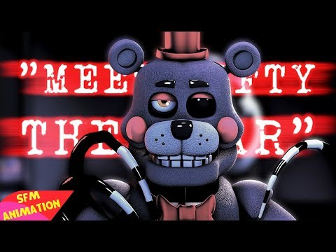 "(SFM) ""Meet Lefty The Bear"" Voice Acting ORIGINAL VIDEO"