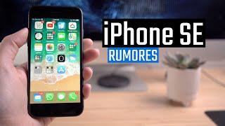Tudo sobre o iPhone SE 2020! RUMORES