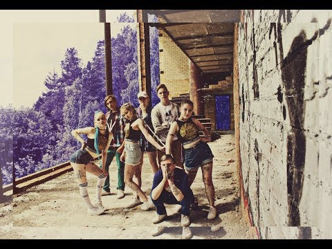 Команда EDC. Major Lazer - Front of the Line (feat. Machel Montano & Konshens)