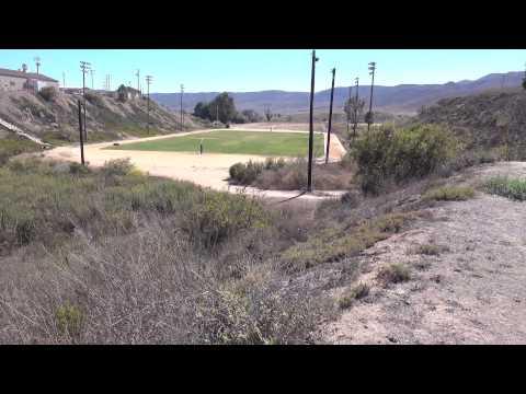 Camp Pendleton, Camp Margarita in 4k Filmed with SONY RX 100 MIV