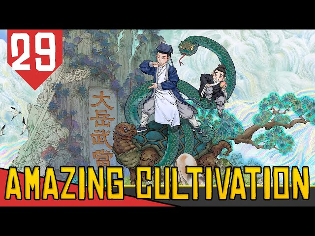 NOVA LEI NIMBUS CONQUEST DE WUDANG - Amazing Cultivation Simulator Immortal #29[Série Gameplay PTBR]