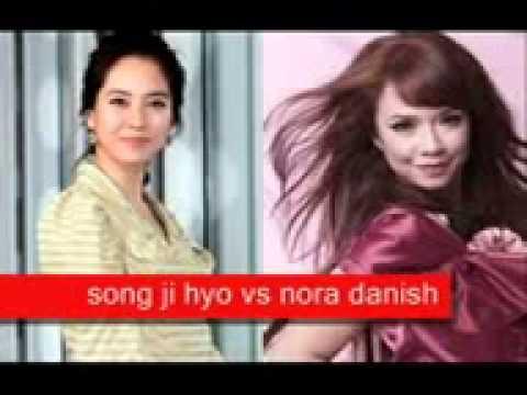 Nora danish vs song ji hyo dating
