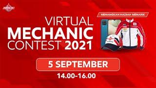 Grand Final Federal Oil Virtual Mechanic Contest 2021