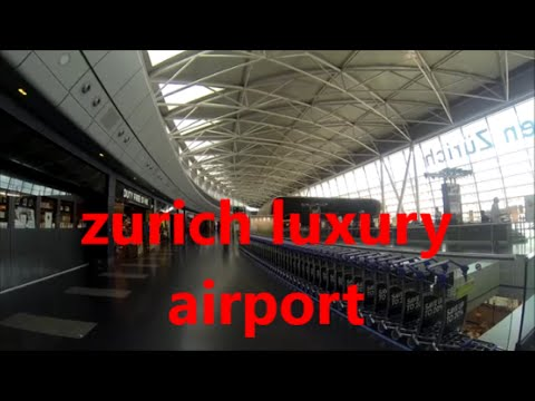 ZURICH AIRPORT DUTY FREE 2015 FULL HD
