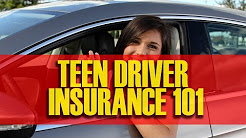 A parents guide to insurance for their teen driver