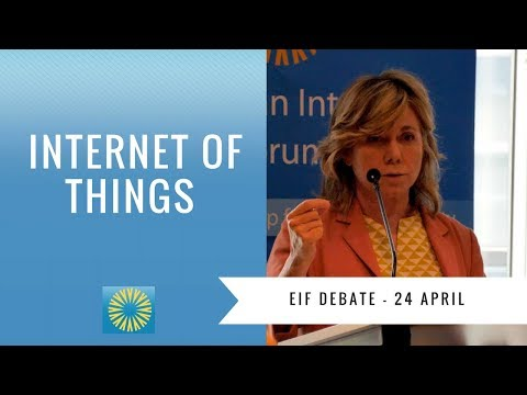 #EIFAsks on the impact of Internet of Things on European industries