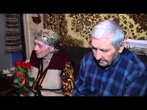 Поздравления пожилых людей сотрудниками  отделения ПФР по г.Черкесску