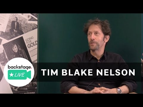 Tim Blake Nelson On Why an Actor Prepares