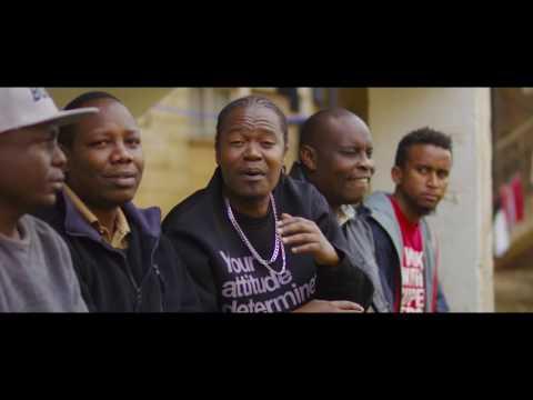 Juacali - SafSana (Official Video - Kenya)