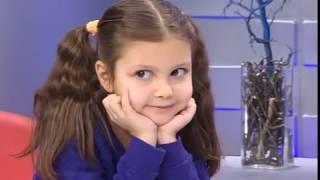 Пятилетняя Дария Скоморощенко покорила Максима Галкина на шоу «Лучше всех» чтением книг наизусть