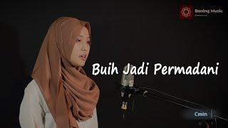 Download Mp3 Buih Jadi Permadani - Exist  Leviana Cover
