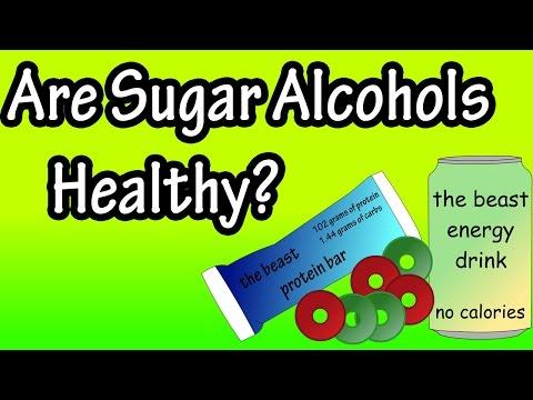 Sugar Alcohols What Are Sugar Alcohols?