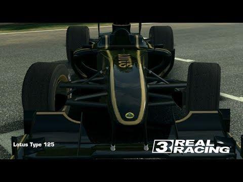 Lotus E Type Vr Race Car , Real Racing 3