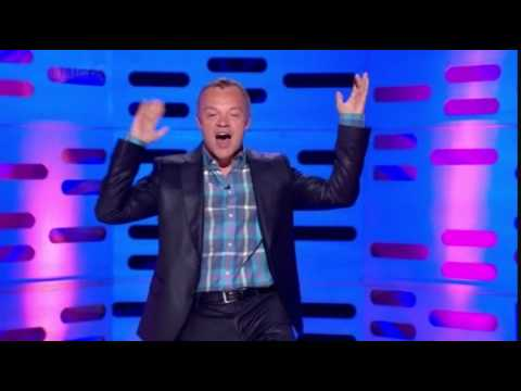 Martin Clunes on The Graham Norton Show (1/5)