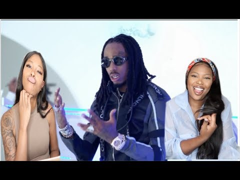 Quavo - B U B B L E G U M (Official Music Video) REACTION | NATAYA NIKITA