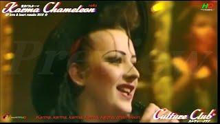 """カルチャー・クラブ  """"Karma Chameleon""""  (1983) / 日本語オリジナル翻訳歌詞字幕 / LOVE & HEART REMAKE 2018"""