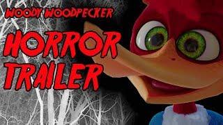 Woody Woodpecker - Horror Movie Edition