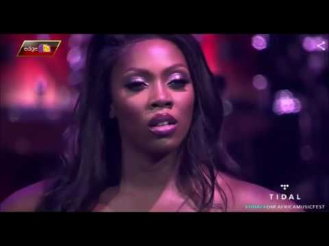 TIWA SAVAGE AND DON JAZZY BEST PERFORMANCE AT ONE AFRICA MUSIC FEST 2016