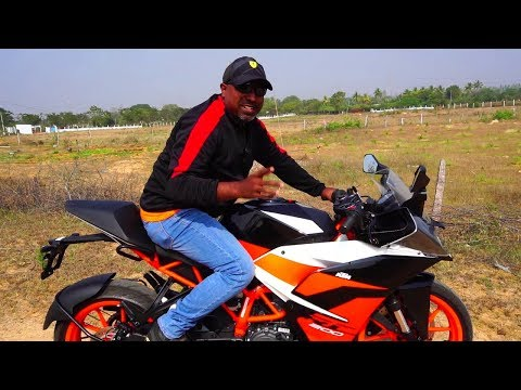 baby bayk  | KTM RC  | Motorcycle Dirt Drag Racing