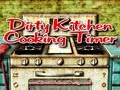 Dirty Kitchen Timer - Tablet Demo