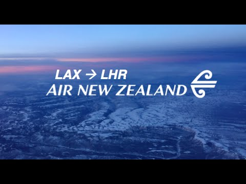 Once You Lie Flat, You Never Go Back: Flying Air New Zealand from LAX to LHR