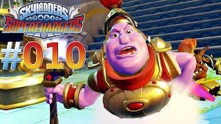 SKYLANDERS SUPERCHARGERS #010 Stratosfear ★ Let
