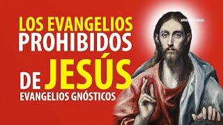 🤔por qué ELIMINARON a LOS GNÓSTICOS primitivos❤️ EVANGELIOS APÓCRIFOS DOCUMENTAL// Aprender Gnosis