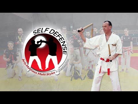 Entraînement Spécifique - Nunchaku Combat - 2019