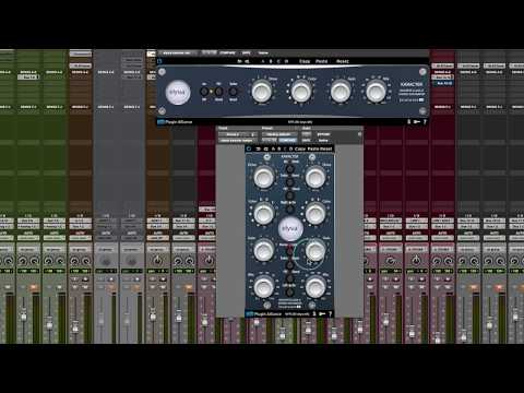 Plugin Alliance - elysia karacter - Mixing With Mike Plugin of the Week