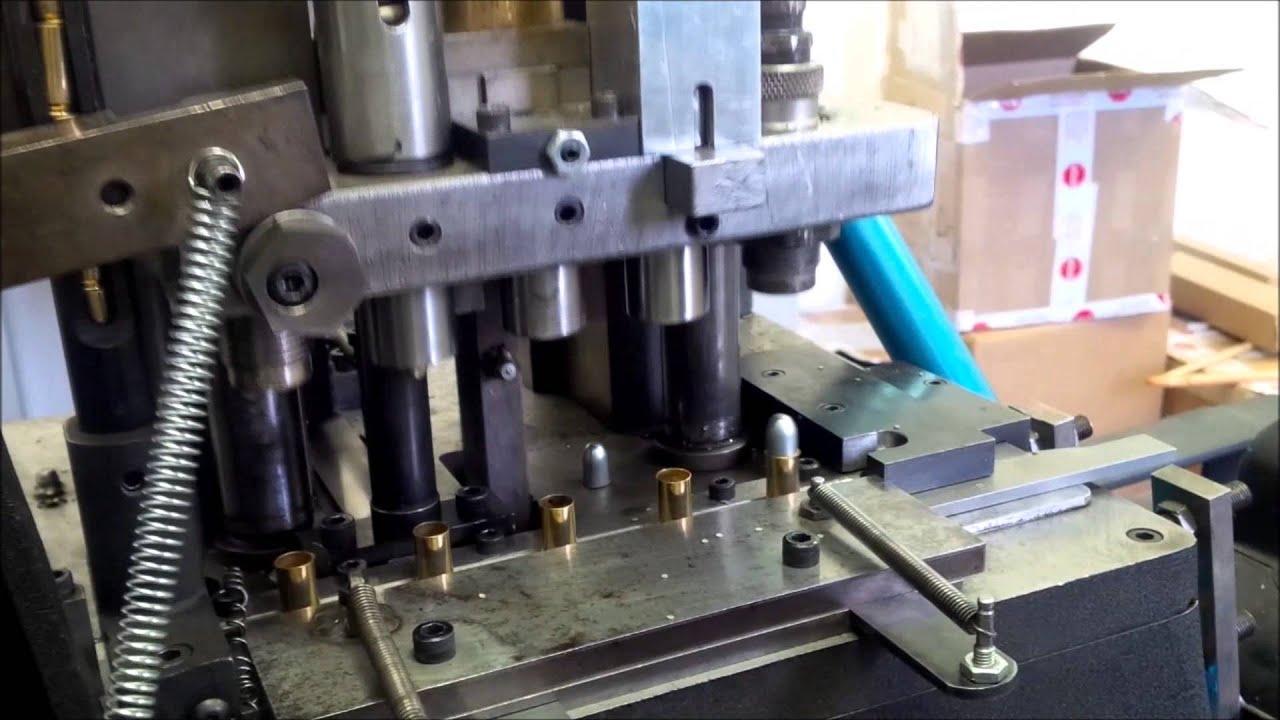 FedArm 9mm Loading Machine  Alternative to Camdex or Ammoload  by Federal  Armament, LLC