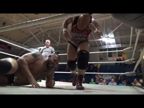 Micheal Elgin vs Jon Davis / Federated Championship // Triple Threat Pride Championship Match