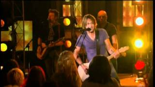 Keith Urban On Oprah