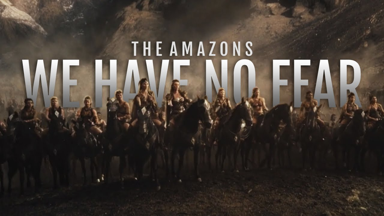 Download We Have No Fear || The Amazons