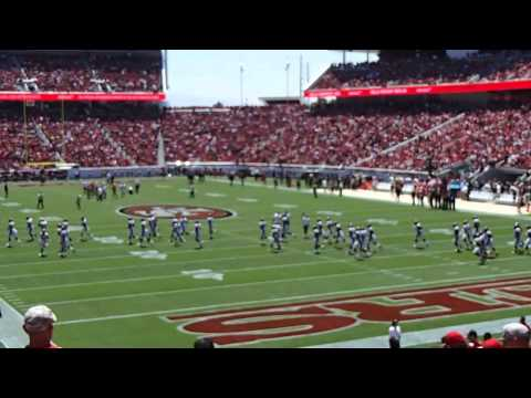 Levi's Stadium Fan's Perspective 49ers vs. Broncos First Game and Tips August 17, 2014