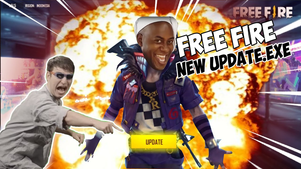 FREE FIRE NEW UPDATE.EXE - 3Volution